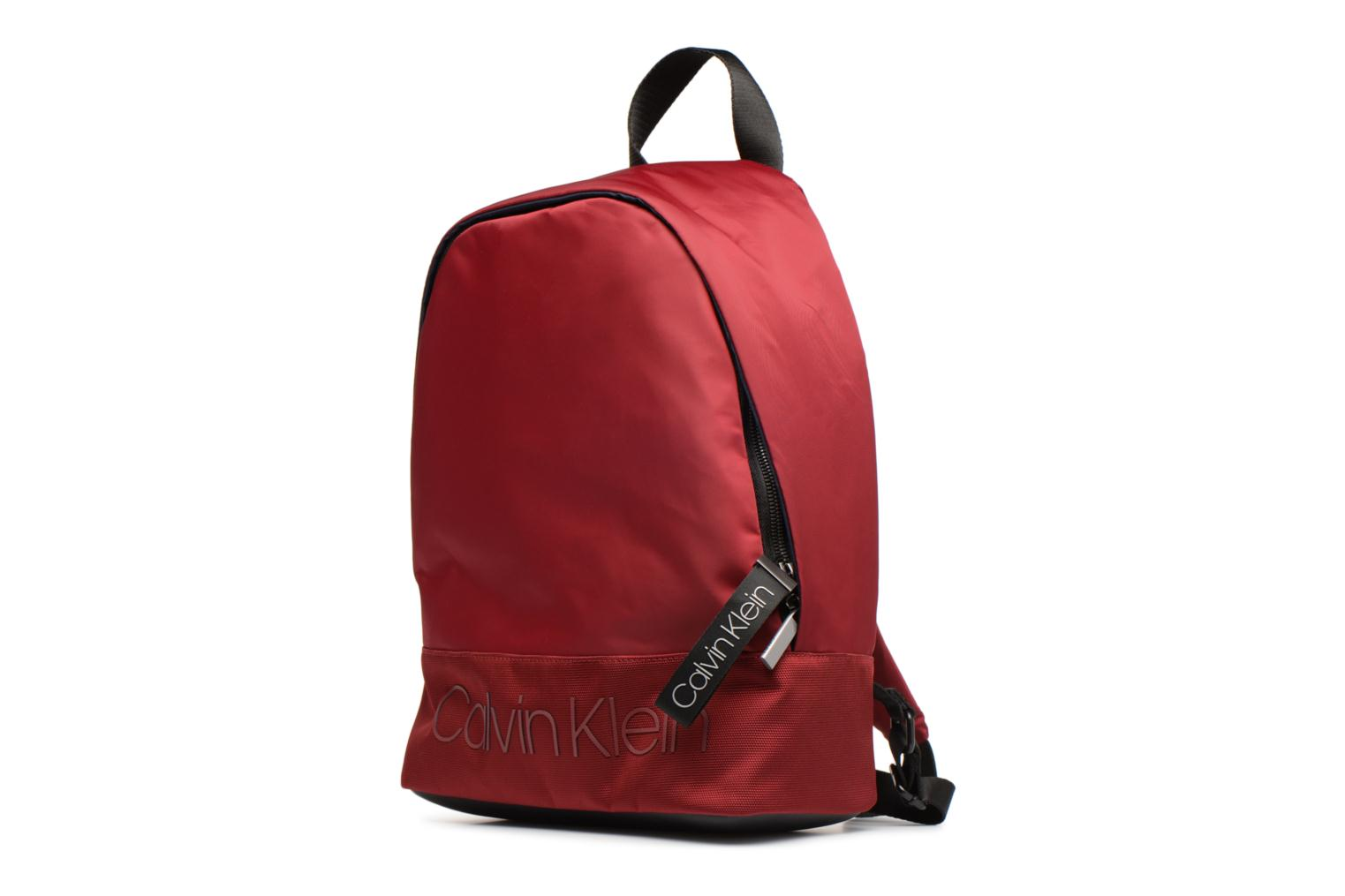Klein BACKPACK SHADOW ROCK ROUND Calvin RED H4CqUPnw