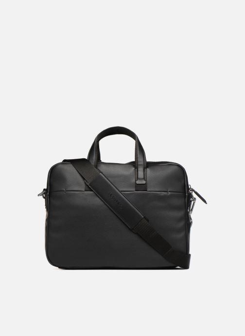 Computertassen Calvin Klein TASK FORCE 1 GUSSET LAPTOP BAG Zwart voorkant