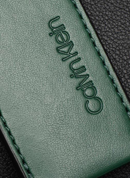 Computertassen Calvin Klein TASK FORCE 1 GUSSET LAPTOP BAG Zwart links