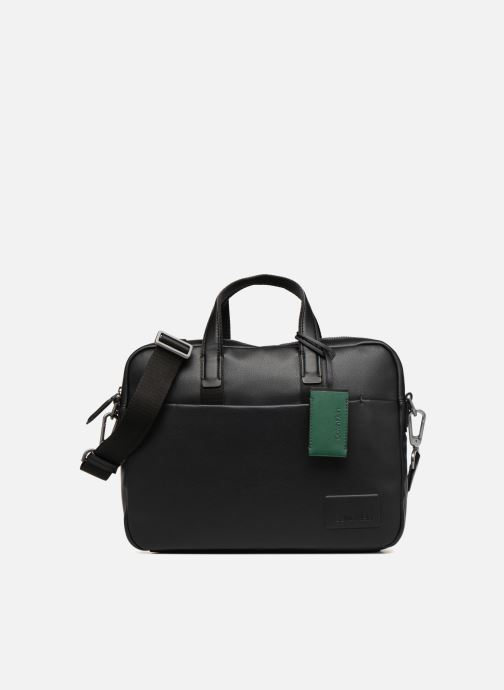 Computertassen Calvin Klein TASK FORCE 1 GUSSET LAPTOP BAG Zwart detail