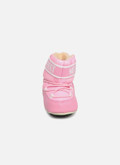 Sport shoes Moon Boot Moon Boot Crib 2 Pink model view