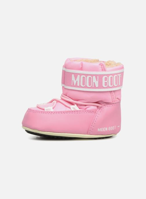 Sport shoes Moon Boot Moon Boot Crib 2 Pink front view