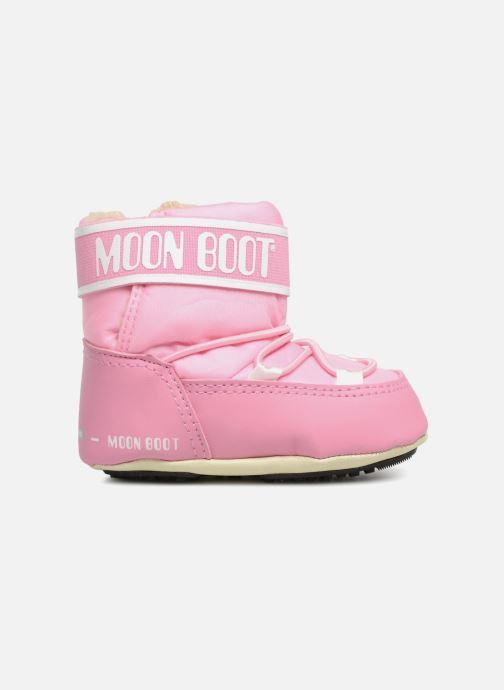 Chaussures de sport Moon Boot Moon Boot Crib 2 Rose vue derrière