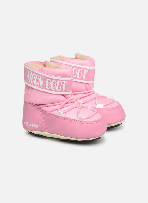 Chaussures de sport Moon Boot Moon Boot Crib 2 Rose vue détail/paire