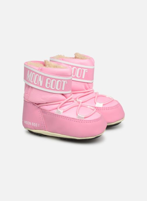Sportschuhe Moon Boot Moon Boot Crib 2 rosa detaillierte ansicht/modell