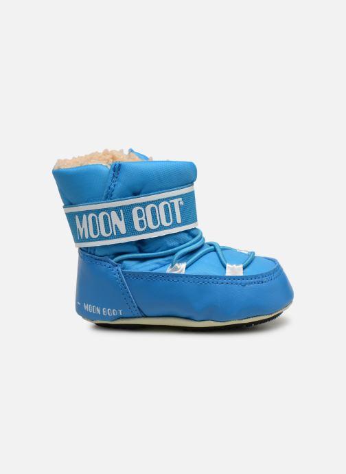 Sportschuhe Moon Boot Moon Boot Crib 2 blau ansicht von hinten