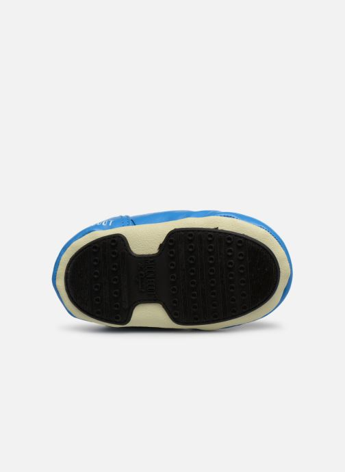 Chaussures de sport Moon Boot Moon Boot Crib 2 Bleu vue haut