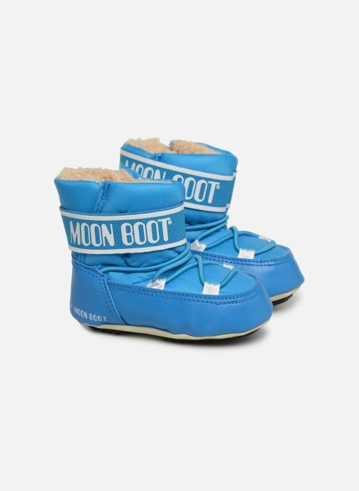 Sport shoes Moon Boot Moon Boot Crib 2 Blue detailed view/ Pair view