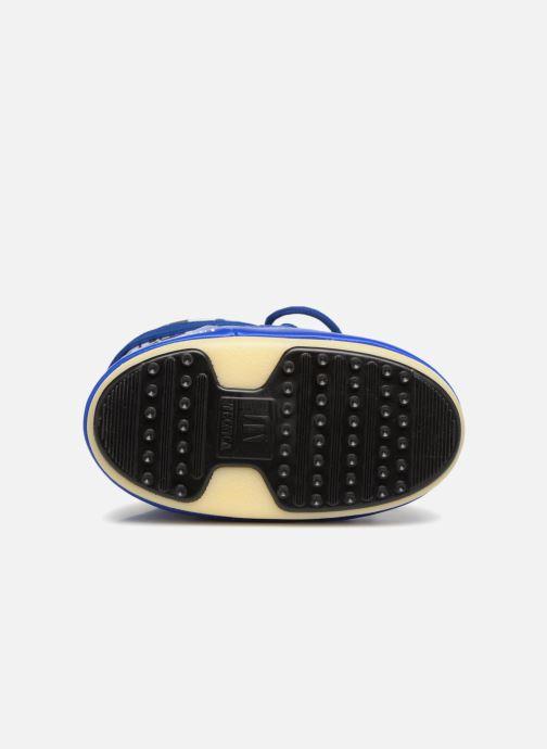 Chaussures de sport Moon Boot Moon Boot JR Boy Superhero Bleu vue haut