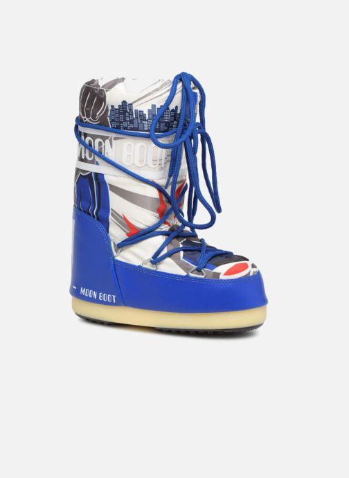 Zapatillas de deporte Moon Boot Moon Boot JR Boy Superhero Azul vista de detalle / par