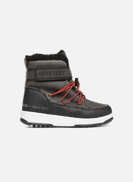 Chaussures de sport Moon Boot Moon Boot W,E JR Boy Boot WP Gris vue derrière