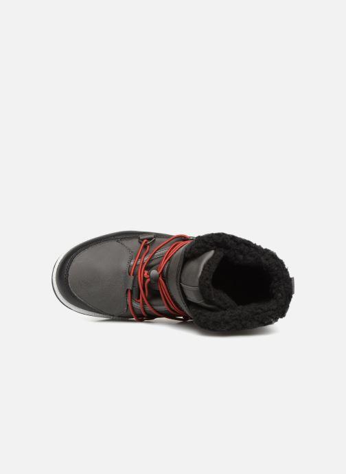 Chaussures de sport Moon Boot Moon Boot W,E JR Boy Boot WP Gris vue gauche