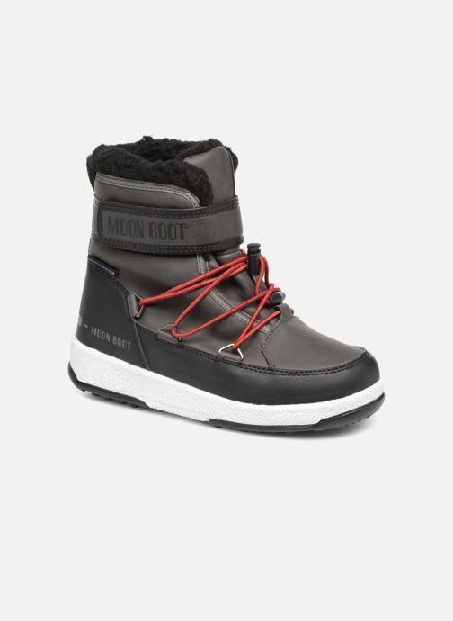 Chaussures de sport Moon Boot Moon Boot W,E JR Boy Boot WP Gris vue détail/paire