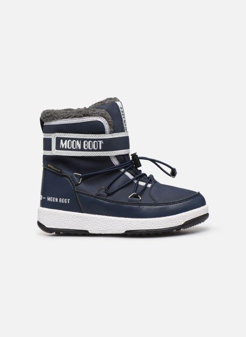 Chaussures de sport Moon Boot Moon Boot W,E JR Boy Boot WP Bleu vue derrière