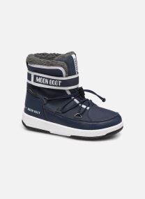 Sportschoenen Kinderen Moon Boot W,E JR Boy Boot WP
