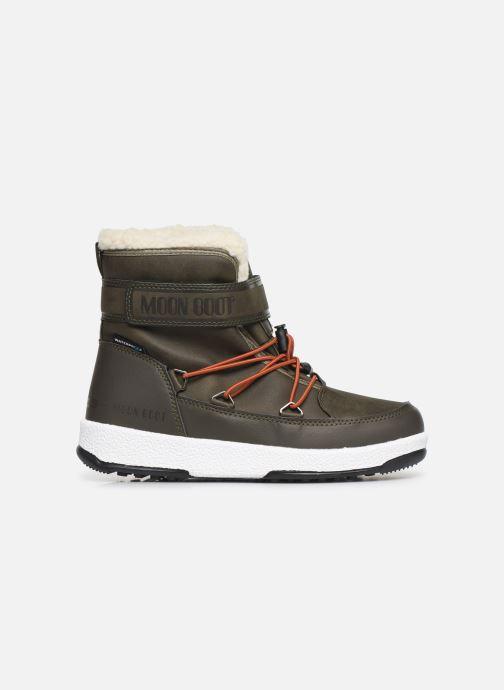 Chaussures de sport Moon Boot Moon Boot W,E JR Boy Boot WP Vert vue derrière