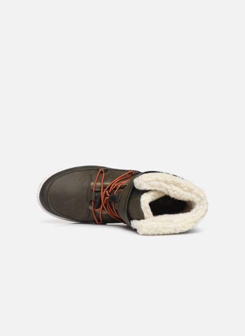 Chaussures de sport Moon Boot Moon Boot W,E JR Boy Boot WP Vert vue gauche