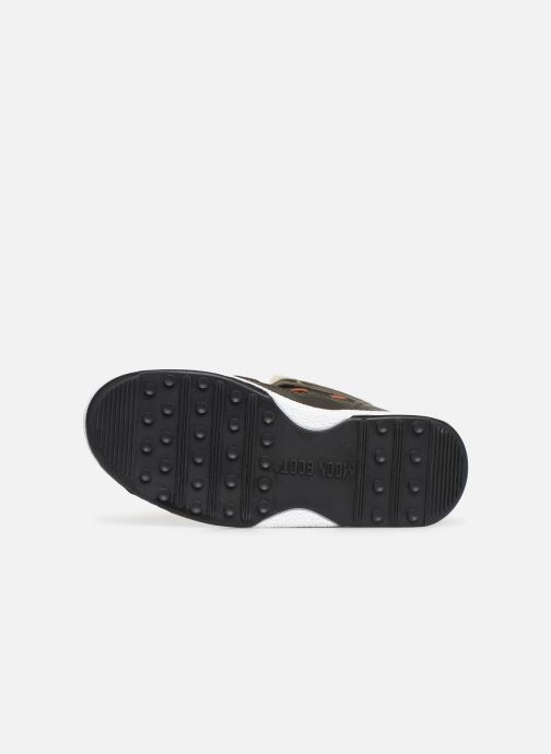 Chaussures de sport Moon Boot Moon Boot W,E JR Boy Boot WP Vert vue haut