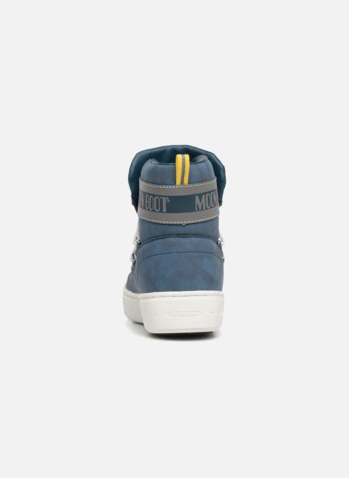 Chaussures de sport Moon Boot Moon Boot Pulse JR Boy Detroit Bleu vue droite
