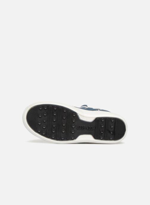 Chaussures de sport Moon Boot Moon Boot Pulse JR Boy Detroit Bleu vue haut