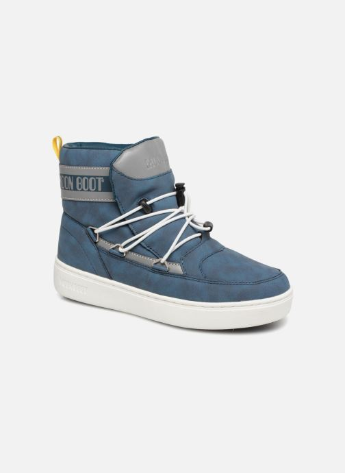 Zapatillas de deporte Moon Boot Moon Boot Pulse JR Boy Detroit Azul vista de detalle / par