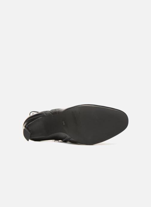 Bottines et boots SENSO Wayne I Noir vue haut