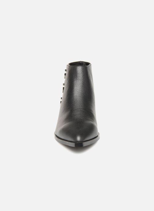 Bottines et boots SENSO Lionel Noir vue portées chaussures
