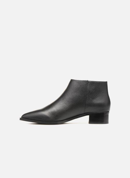 Boots en enkellaarsjes SENSO Lionel Zwart voorkant