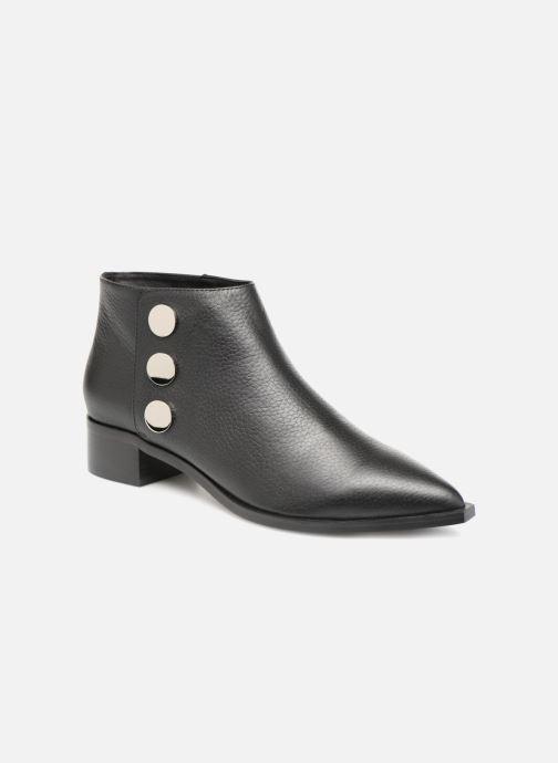 Boots en enkellaarsjes SENSO Lionel Zwart detail