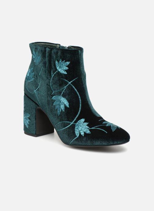Bottines et boots SENSO Julia II Vert vue détail/paire
