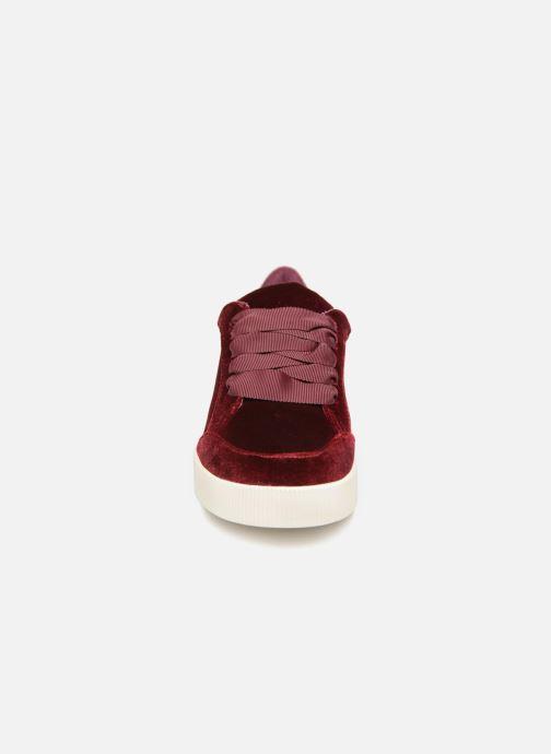 Baskets SENSO Austin Bordeaux vue portées chaussures