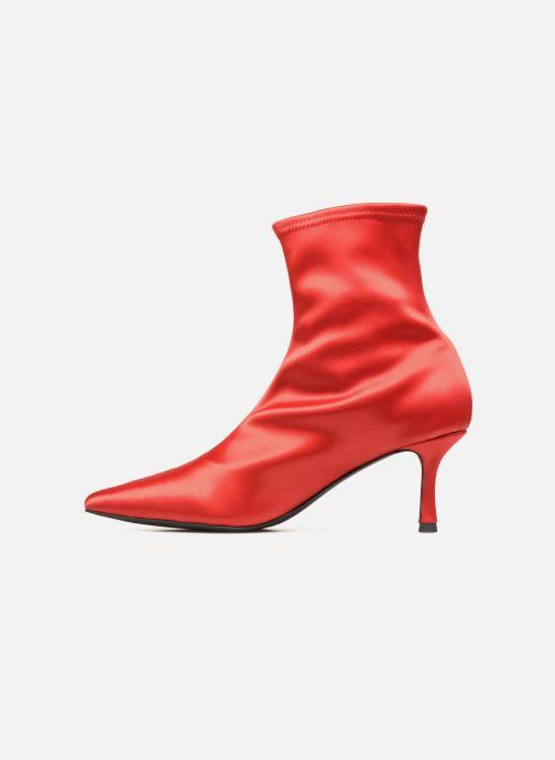 Bottines et boots SENSO Qweene III Rouge vue face