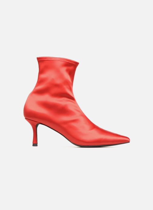 Bottines et boots SENSO Qweene III Rouge vue derrière