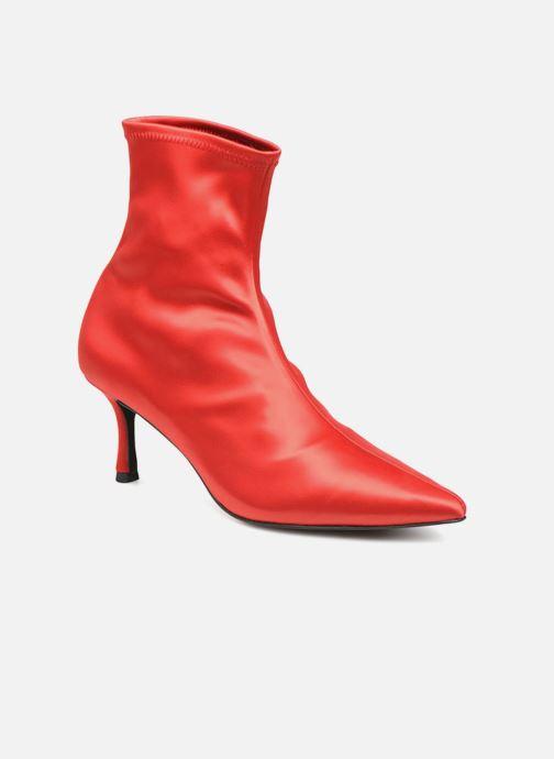 Bottines et boots SENSO Qweene III Rouge vue détail/paire