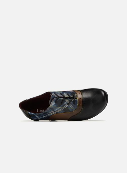 Bottines et boots Laura Vita CANDICE 100 Noir vue gauche