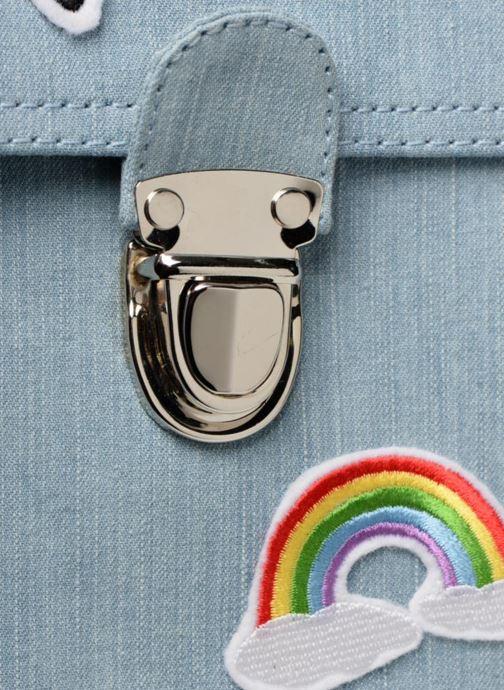 Bakker Made With Love Cartable 37 Cm Jean&patchs (bleu) - Scolaire Chez
