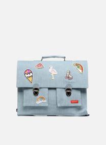 School bags Bags CARTABLE 37 CM JEAN&PATCHS