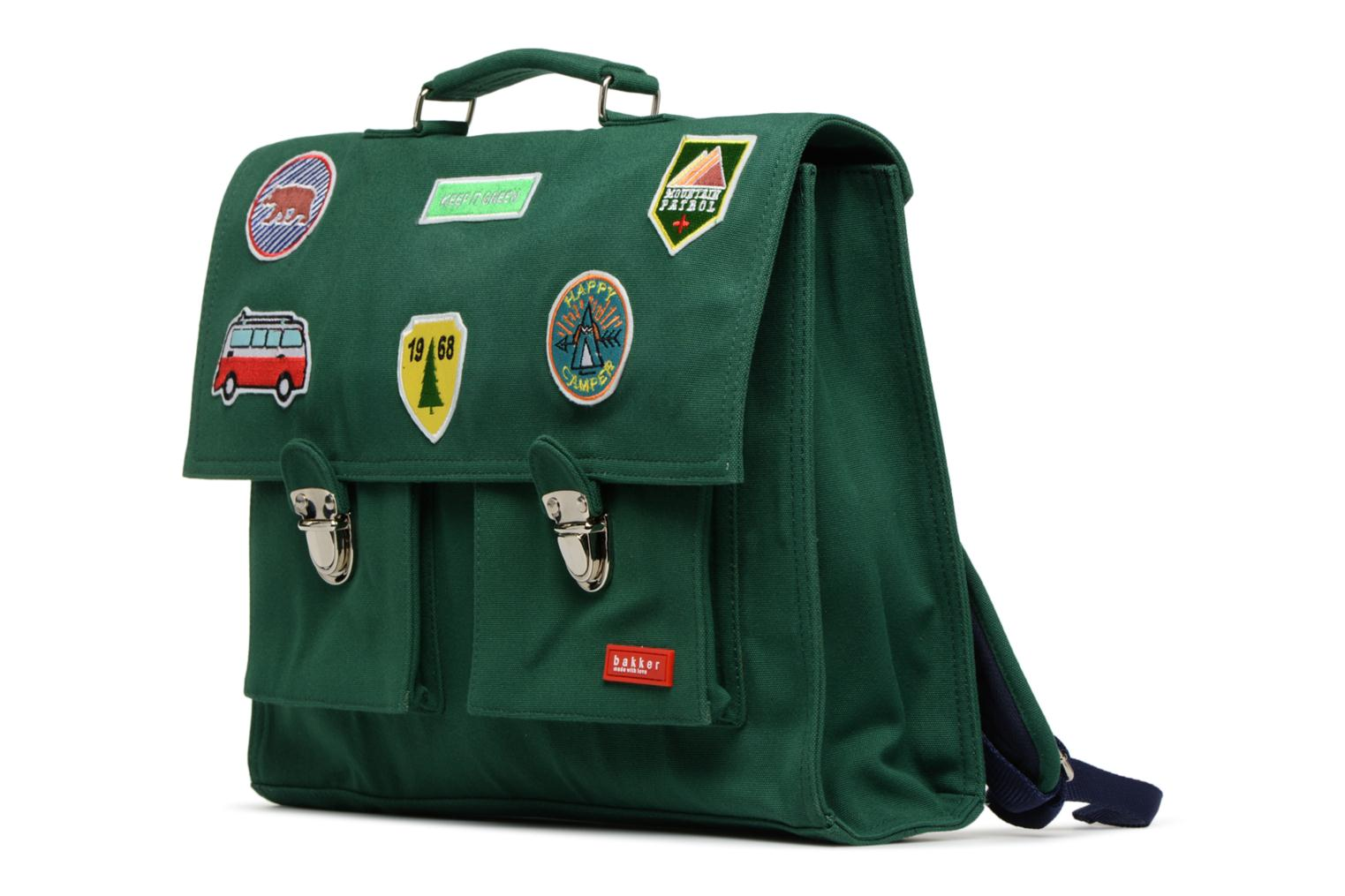 CARTABLE amp;PATCHS Green JEAN CM Bakker With Love 37 Made wxtqn1pRZ
