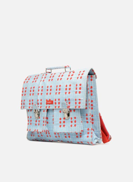 School bags Bakker Made With Love CARTABLE 37 CM REIKO Blue model view