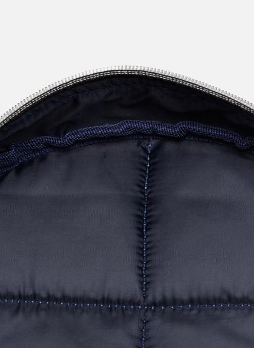 Zaini Bakker Made With Love MINI BACKPACK JEAN&PATCHS Azzurro immagine posteriore