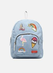 MINI BACKPACK JEAN&PATCHS