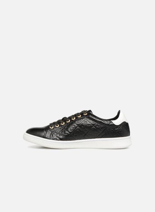 Sneaker Guess Super  3 schwarz ansicht von vorne
