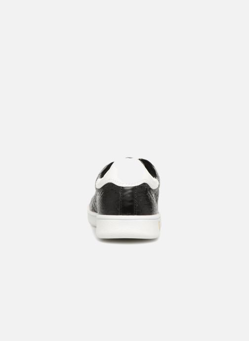 Sneaker Guess Super  3 schwarz ansicht von rechts
