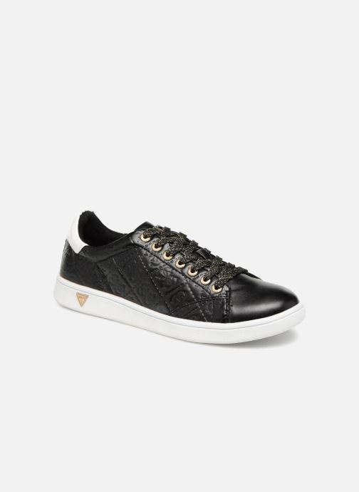 Sneaker Guess Super  3 schwarz detaillierte ansicht/modell