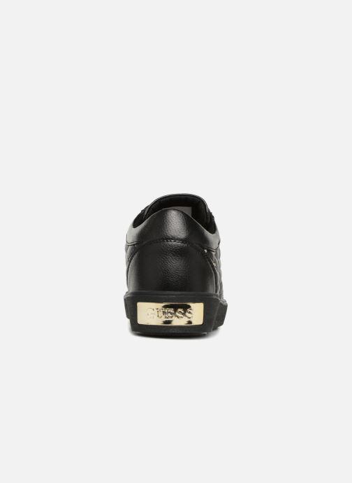 Sneakers Guess Gleena Zwart rechts