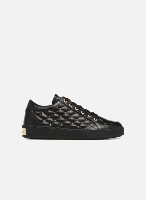 Sneakers Guess Gleena Zwart achterkant