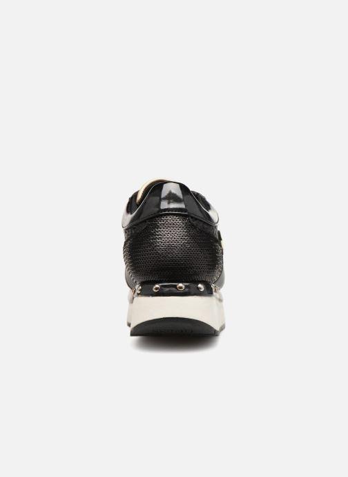 Sneakers Guess Tiffany Sort Se fra højre