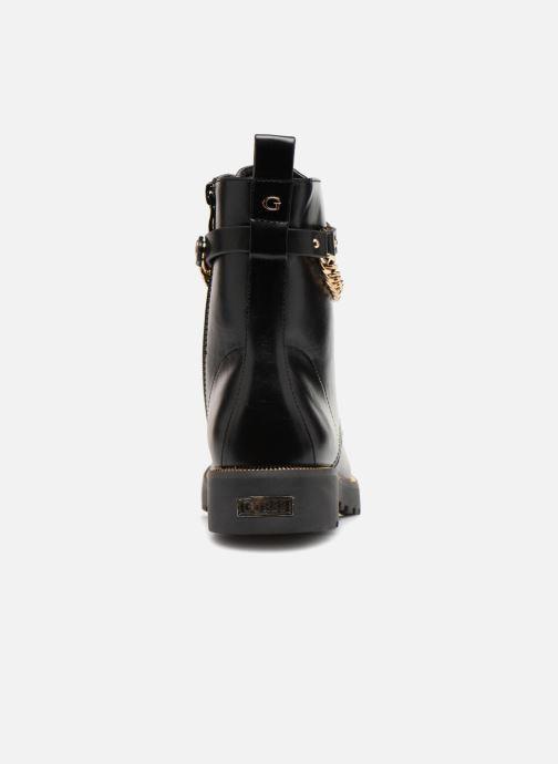 Stiefeletten & Boots Guess Nina 2 schwarz ansicht von rechts