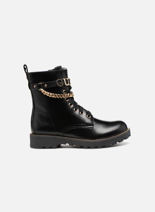 Stiefeletten & Boots Guess Nina 2 schwarz ansicht von hinten