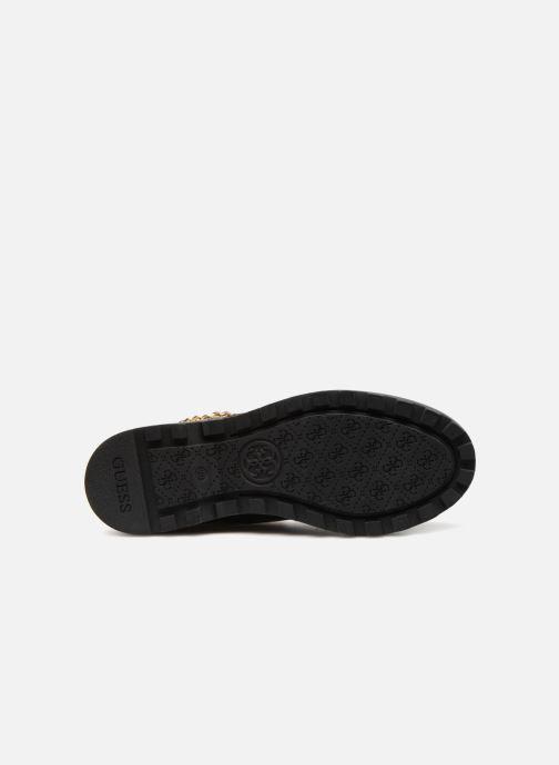 Stiefeletten & Boots Guess Nina 2 schwarz ansicht von oben